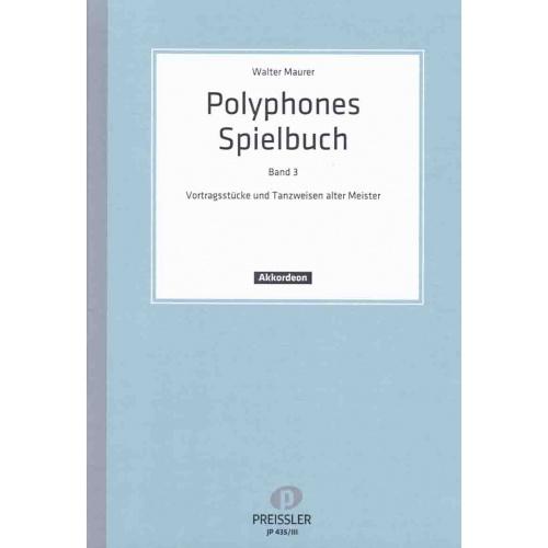 Polyphones Spielbuch deel 3