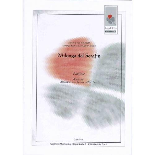 Milonga del Serefin (partituur)