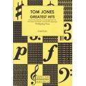 Tom Jones Greatest Hits (partituur)