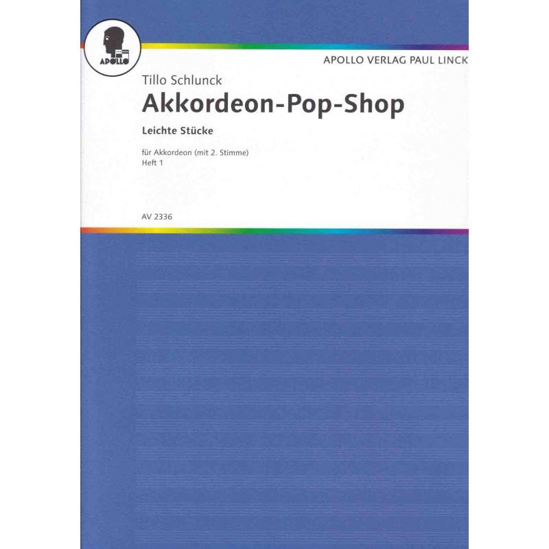 Akkordeon Pop Shop deel 1