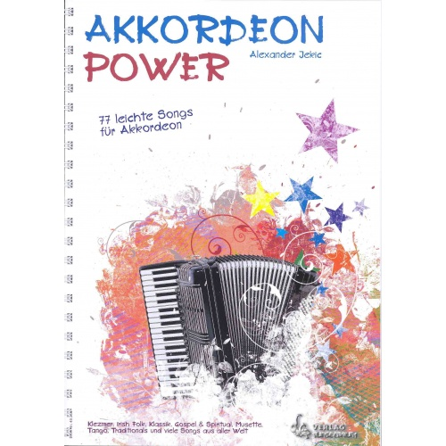 Akkordeon Power deel 1