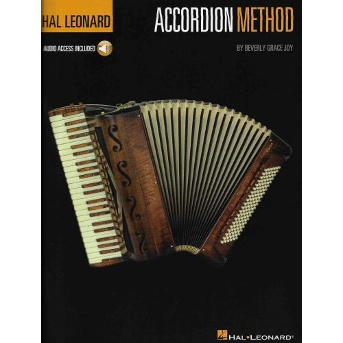Accordion Method Hal Leonard