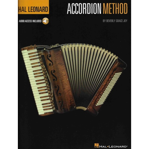Accordion Method Hal Leonard