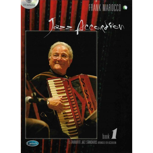 Jazz Accordion deel 1 Frank Marocco