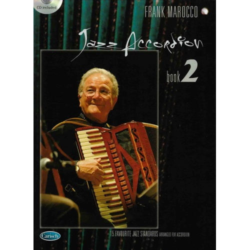 Jazz Accordion deel 2 Frank Marocco