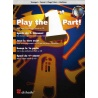 Play the first part (Trompet, cornet, flugel horn, baritone)