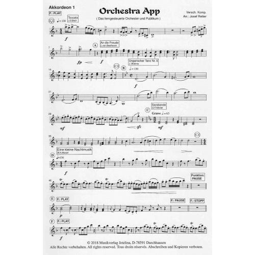 Orchestra App (stemmenset)
