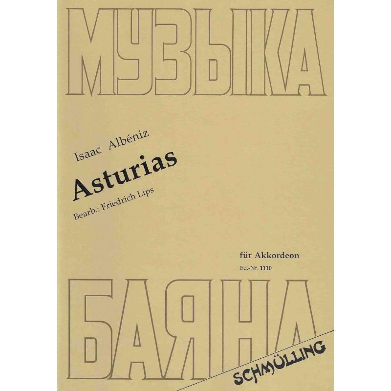 Asturias (Isaac Albéniz)