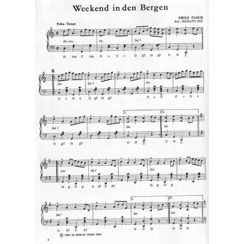 6 akkordeon-duetten deel 2