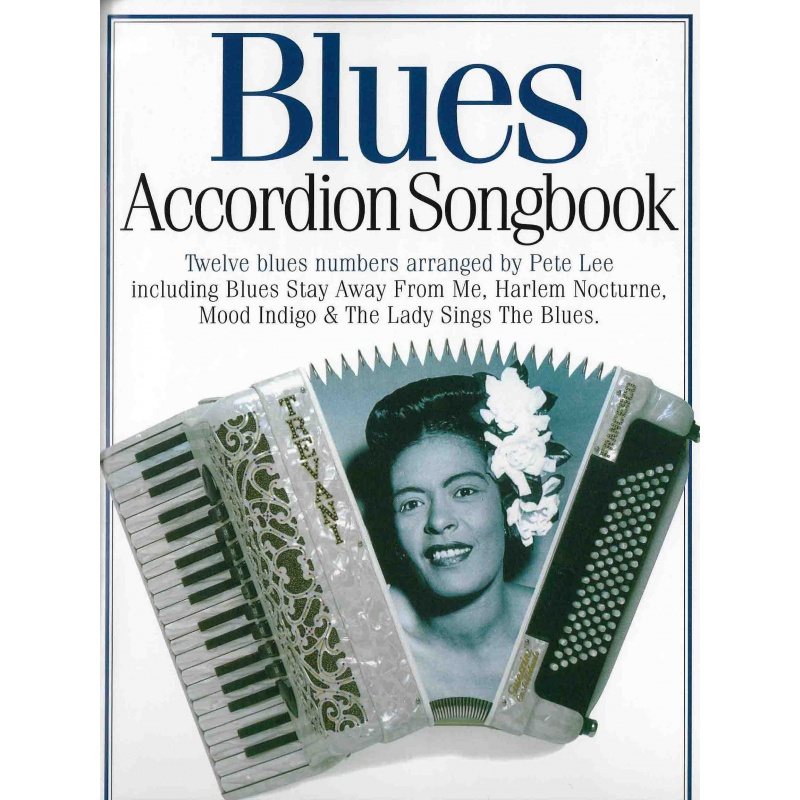 Blues Accordion Songbook