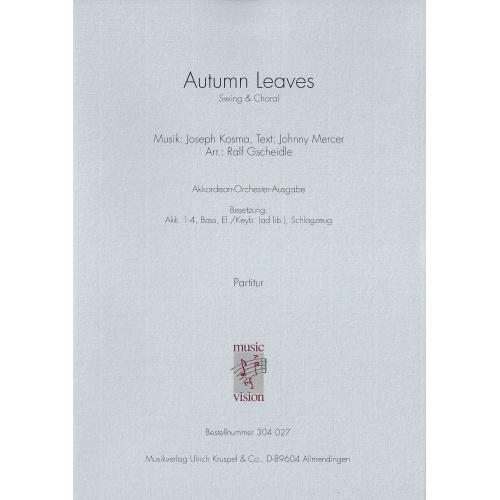 Autumn Leaves (stemmenset)