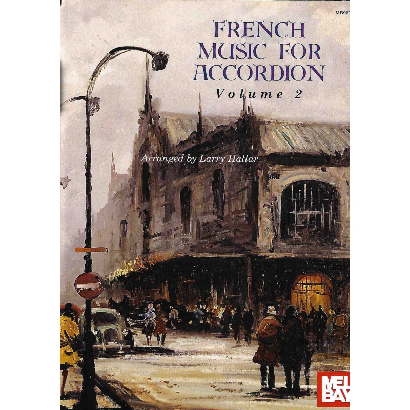 French Music for Accordion deel 2