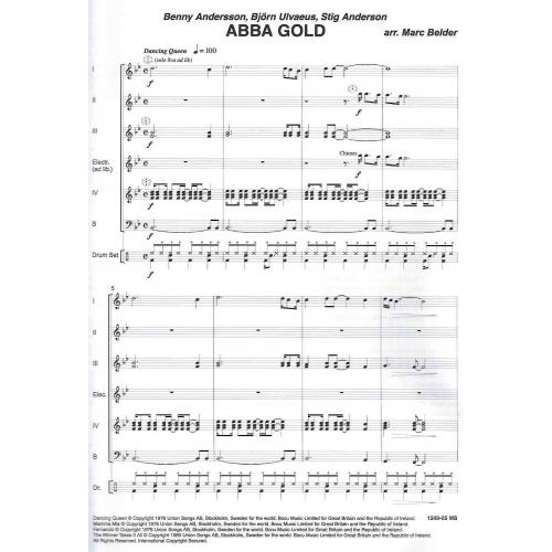 ABBA-Gold
