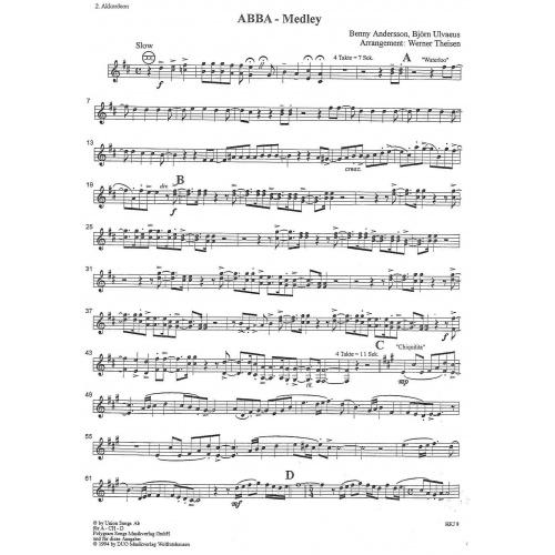 ABBA-Medley (stemmenset)
