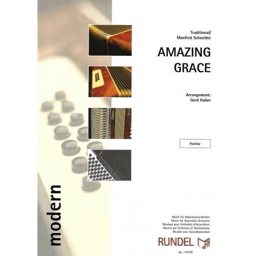 Amazing Grace (partituur)