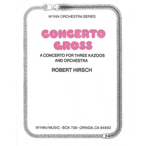Concerto gross (symphony zetting)
