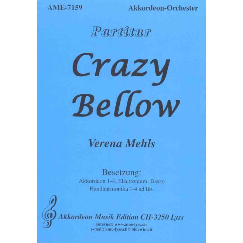 Crazy Bellow (partituur+stemmen)