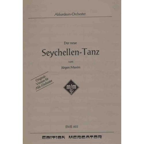 Seycellen-Tanz, Der Neue (partituur)