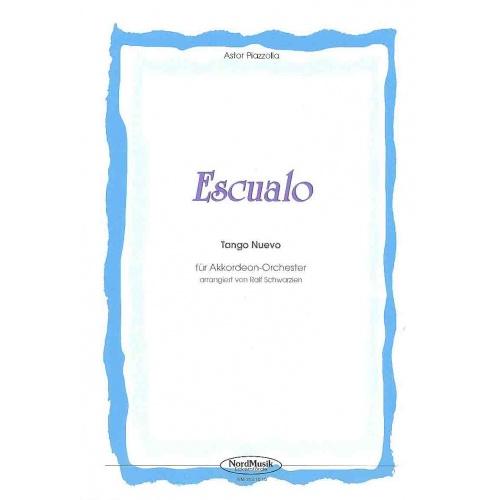 Escualo (partituur) Tango Nuevo