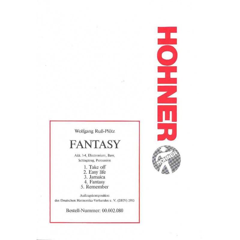 Fantasy (partituur)