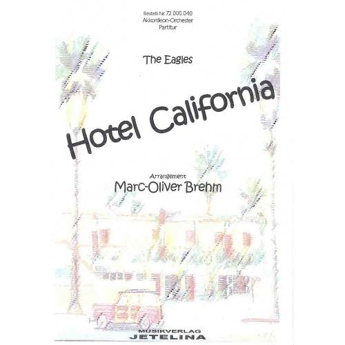 Hotel California (partituur)