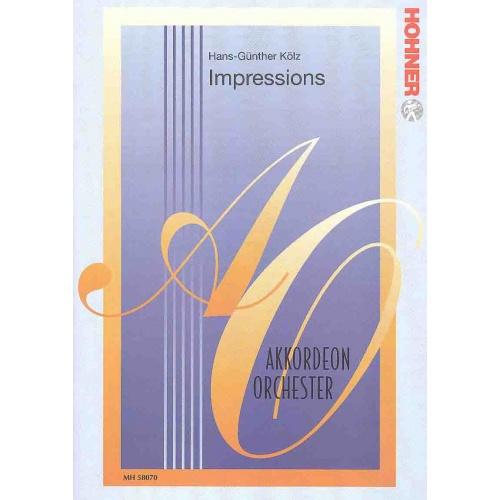 Impressions (partituur)