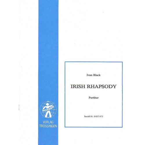 Irish Rhapsody (partituur)