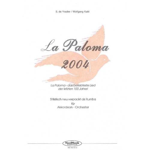 La Paloma 2004 (partituur)