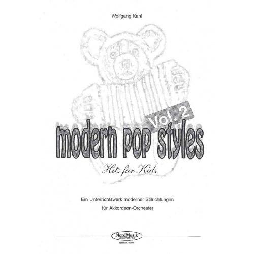 Modern Pop Styles deel 2 (stemmenset)