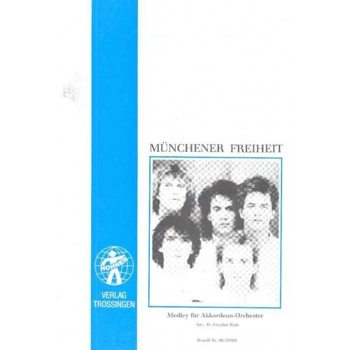 Münchener Freiheit (partituur)