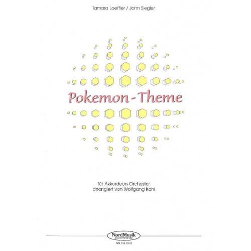 Pokemon-Theme (partituur