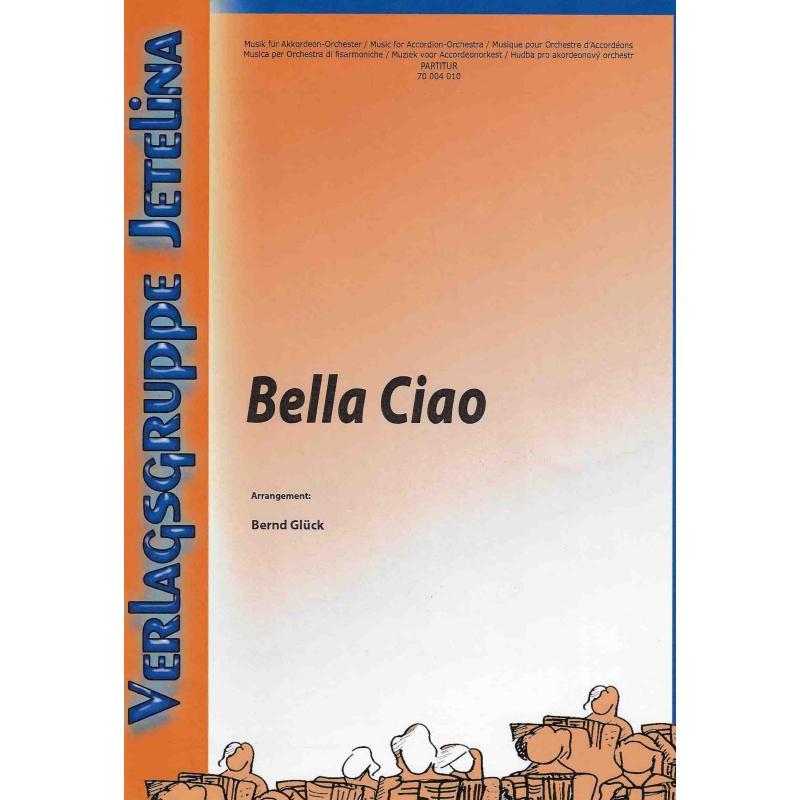 Bella Ciao (partituur)