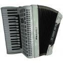 37/96/IV/11+5 Pazzoli 96 bas accordeon met Special Cassotto en Italiaanse stemtongen. Duitse lijn