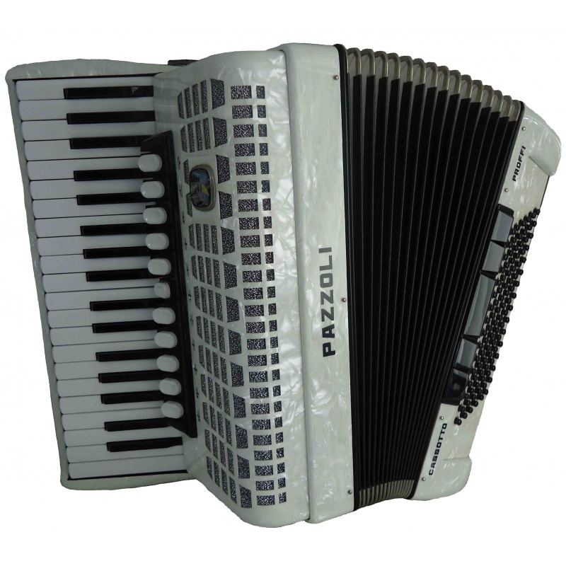 96 bas accordeons IV korig Cassotto (Italiaanse stemtongen)