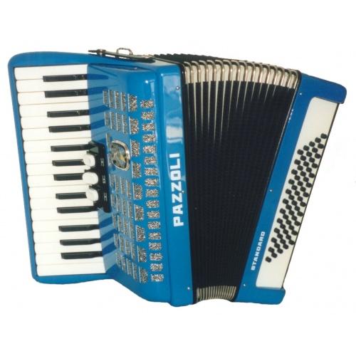 30/60/II/3 Pazzoli 60 bas accordeon. Duitse lijn