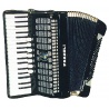 37/96/III/7+3 Pazzoli 96 bas Lady-size accordeon. Duitse lijn