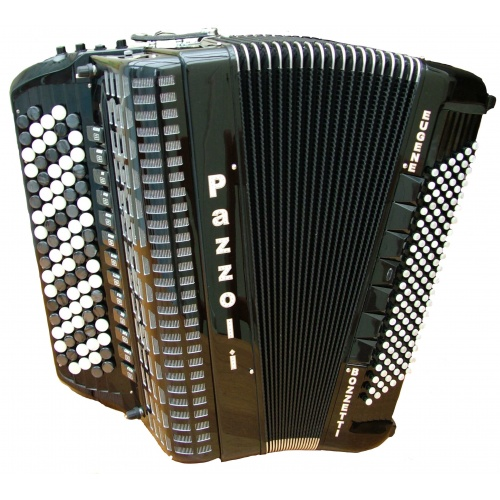 Italiaanse lijn 120 bas accordeon