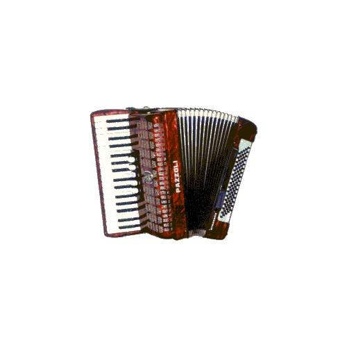 34/80/III/5+3 Pazzoli 80 bas accordeon. Duitse lijn