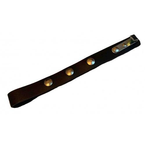 rugriempje met haak-sluiting voor alle maten schouderbanden 24 cm lang