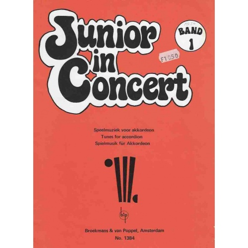 Junior in Concert deel 1