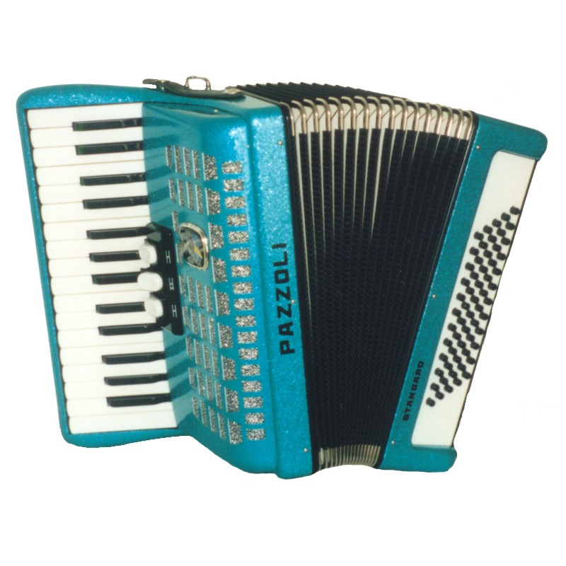 60 bas accordeon