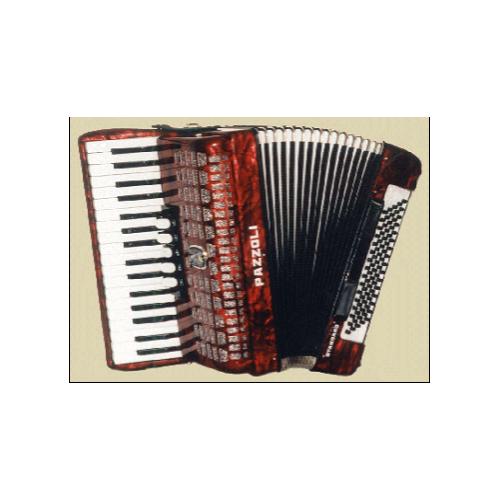Duitse lijn 80 bas accordeons 34/80/III/5+3