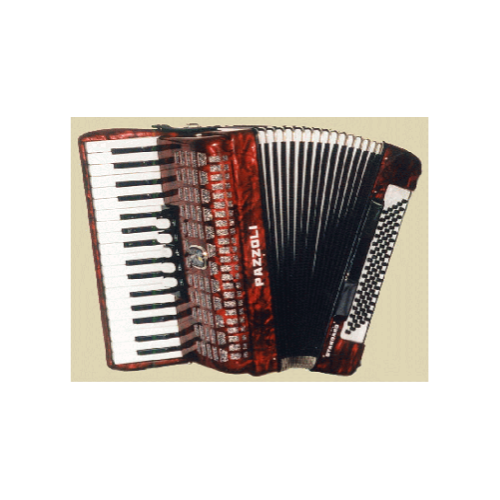 80 bas accordeon