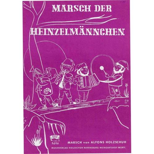 Marsch der Heinzelmännchen
