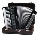 Duitse lijn 120 bas accordeons IV korig (Italiaanse stemtongen) 41/120/IV/11+5