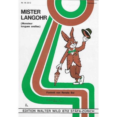 Mister Langohr
