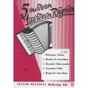 5 modern accordeon rhythm deel 1