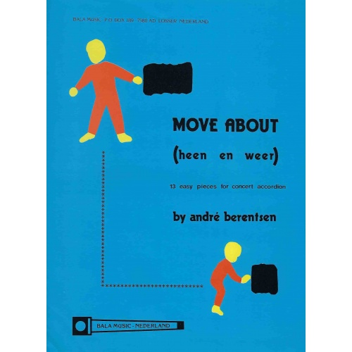 Move about