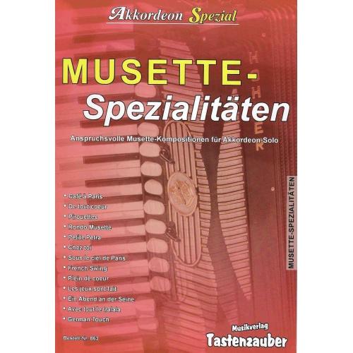 Musette-Spezialitäten
