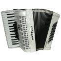 Pazzoli 72 bas accordeons (Lady size) 30/72/III/5 Duitse lijn